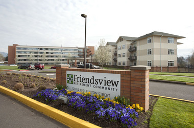 Senior Living / Friendsview